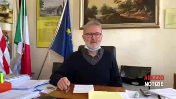 """L'annuncio del sindaco Cacioli: """"Altri due decessi a Castelfranco Piandiscò. Una donna era ospite della Rsa di Bucine"""""""