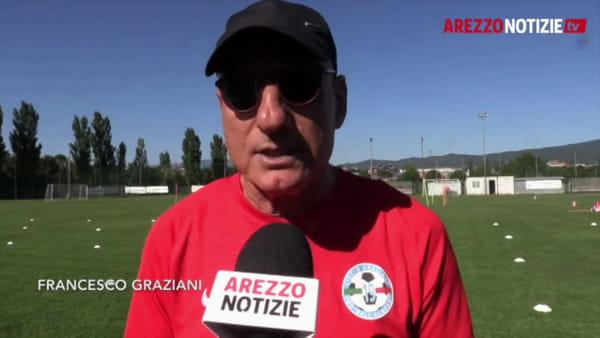 """Ciccio Graziani torna in campo: """"Ecco la mia Academy"""""""