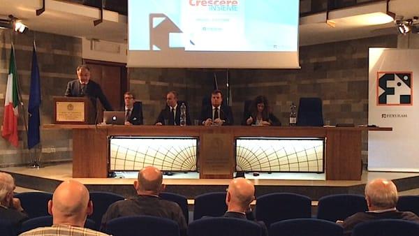 Quantitative Easing, crisi finanziarie e investimenti. Intervista a Riccardi, ad Arezzo per l'evento Fideuram