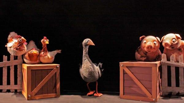 Becco di Rame sul palco del teatro della Misericordia