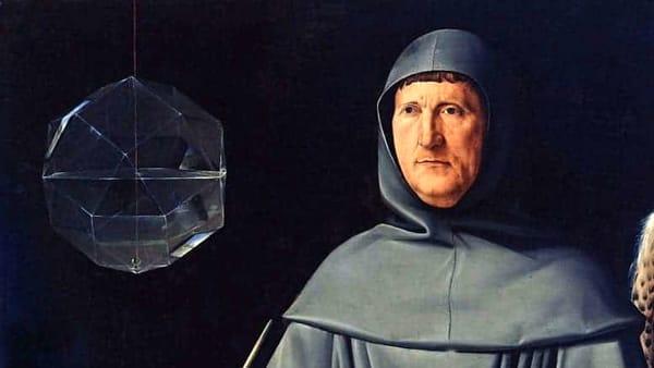 Luca Pacioli e Leonardo Da Vinci: il convegno