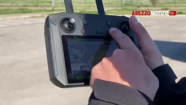 Coronavirus, i droni per monitorare gli spostamenti dei cittadini