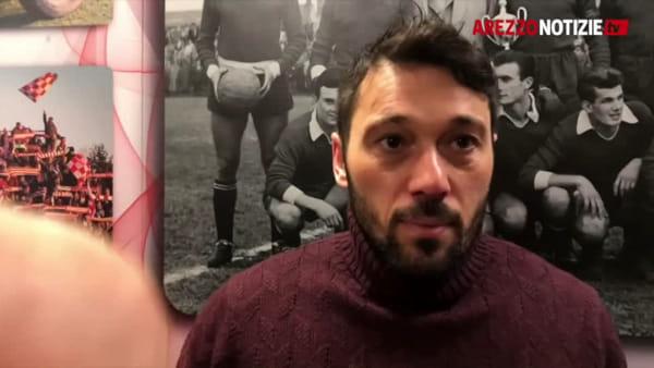 """Monza-Arezzo 1-1, Di Donato: """"Solo applausi per questi ragazzi"""""""