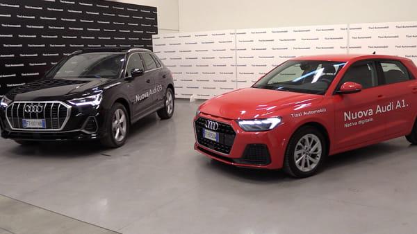 A1 e Q3, i due nuovi gioielli di casa Audi