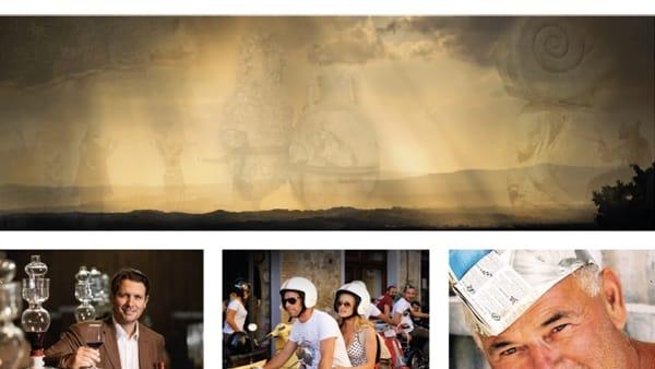 The etruscan spirit, al Girifalco la mostra del fotografo Renè Van Bakel