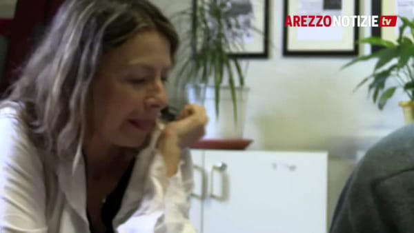 """Amanda Sandrelli apre le porte del teatro Verdi: """"Ecco perché qui mi sento a casa"""""""