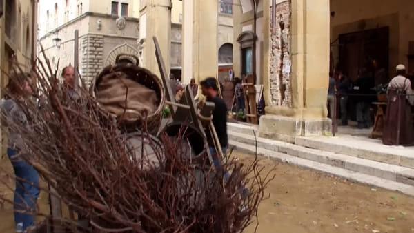 'Il Peccato - Il furore diMichelangelo'. Il film girato ad Arezzo arriva al cinema
