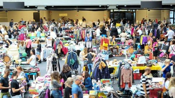 Il grande mercato delle pulci torna all'Arezzo Fiere