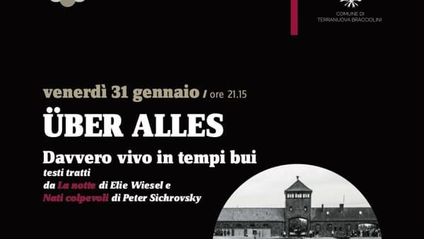 """Giornata della Memoria con """"Über Alles"""""""