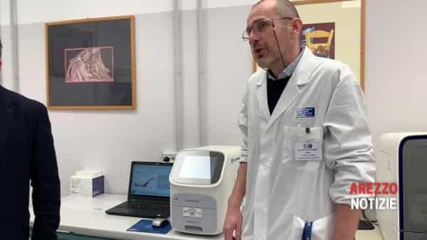 Rivoluzione in oncologia: al San Donato il sequenziatore del dna. Controlli con l'analisi del sangue