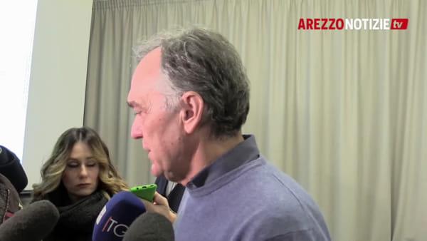 """Arezzo allagata: 31 milioni per casse d'espansione e danni. Rossi: """"Attendiamo il contributo del Governo"""""""