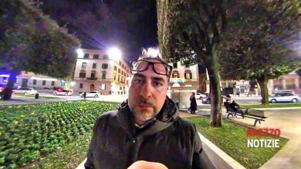 Città del Natale: tre chilometri in 5 minuti. Il video virale di Arezzo