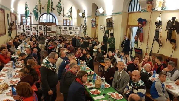 Giovedì a cena in piazza San Giusto: l'appuntamento di Porta Sant'Andrea
