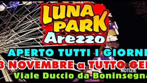 Luna park Arezzo