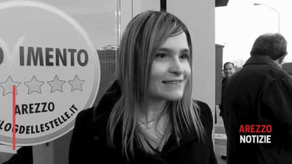 """Catia Giorni candidata a Sansepolcro: """"Non lo so, ma sento il dovere di impegnarmi per la mia città"""""""