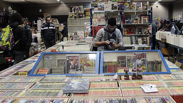 Torna Arezzo Comics, la mostra mercato del fumetto usato e da collezione