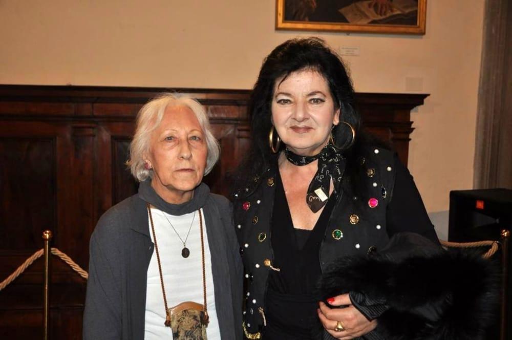 Romana Severini e Lilly Magi