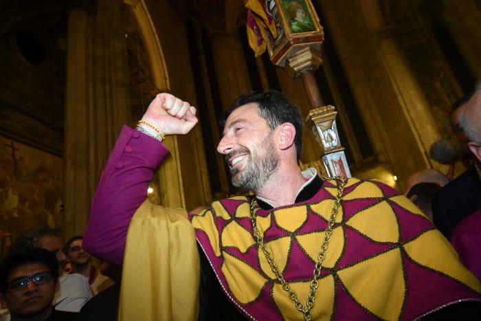 Roberto Felici, rettore di Porta del Foro
