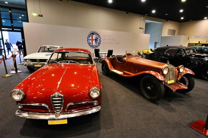 Alfa Romeo, 110 anni tra sport e stile