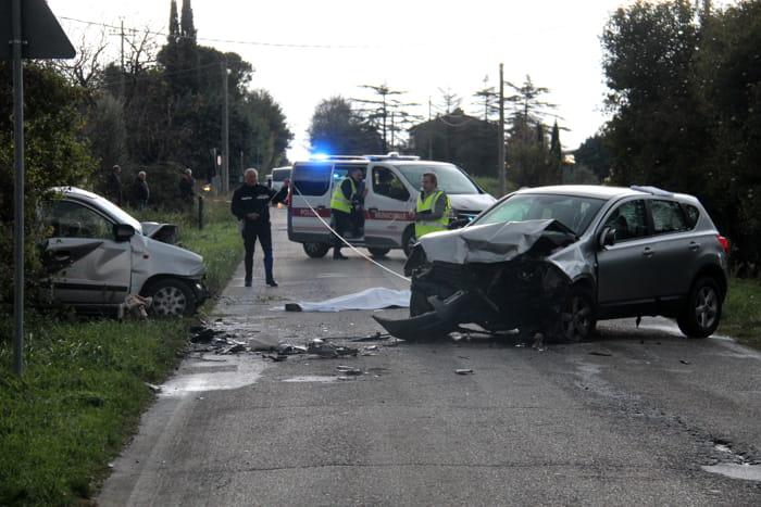 Tragedia di Ristradelle, morta a 29 anni Helenia Rapini. Ferito un 46enne