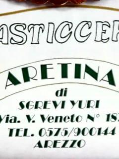 Pasticceria Aretina